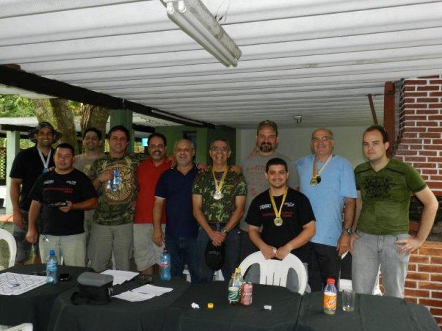Premiação do dia 18 CCTN - Campeonato 2011