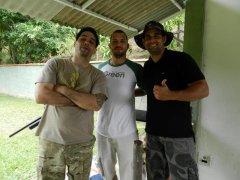 073 Saulo, Fill e Carlos!