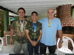 111 Adilson, Artilheiro e Arlindo... Medalhistas!!!
