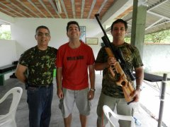 076 Artilheiro, Quito e Adilson